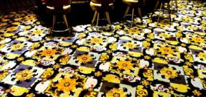 Casino ervaring - tapijt