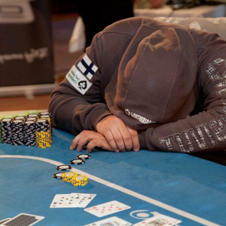 Schotse gokker gaat door het lint na roulette verlies