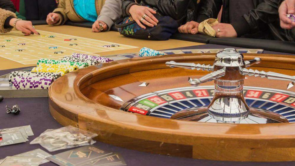 Multi wheel roulette spelen
