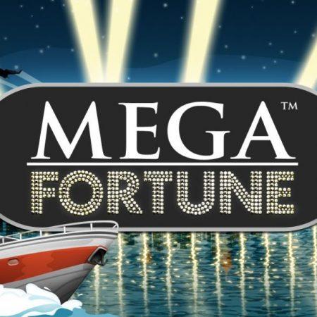 Mega fortune 1000 spins!